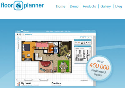 Floorplanner progettare ed arredare una casa online in 3d for Progettare casa software