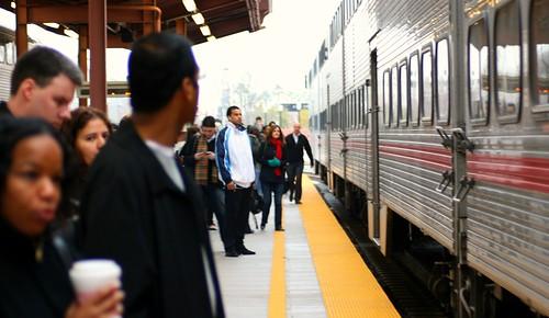 Caltrain San Jose Diridon Station