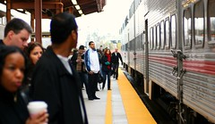 Caltrain #329 San Jose Diridon Station