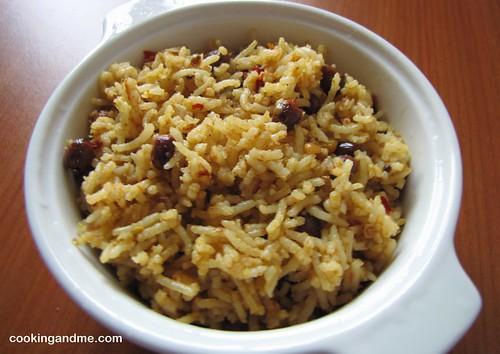 Tamarind Rice / Puliogare / Puliogare Recipe   How to Make Tamarind Rice