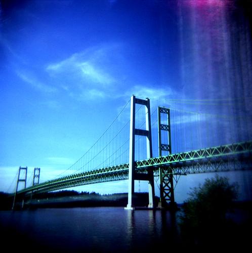 Bridge near Tacoma