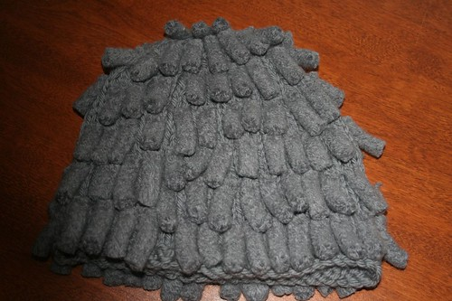 gray nudu cap