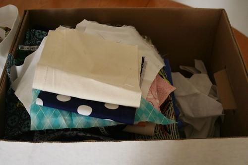 Scrap box, after