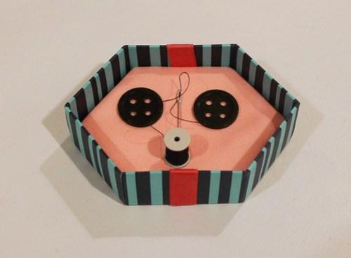Coraline Button Box