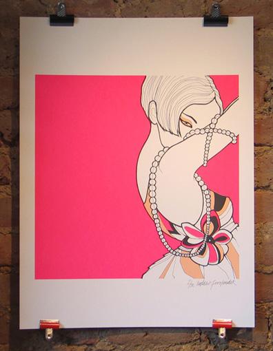 Inspired by Natalie Ferstendik