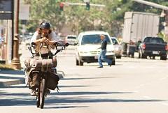 Bill the cyclist