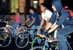 San Jose Bike Party July 18 2008