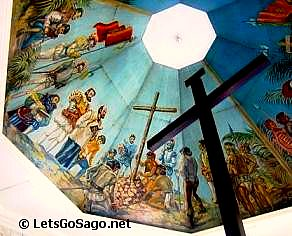 Magellans Cross, Cebu