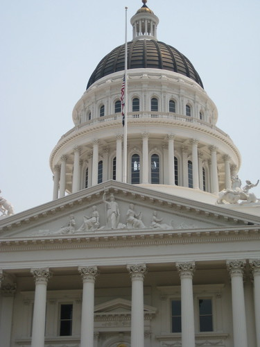 The State Capitol of California