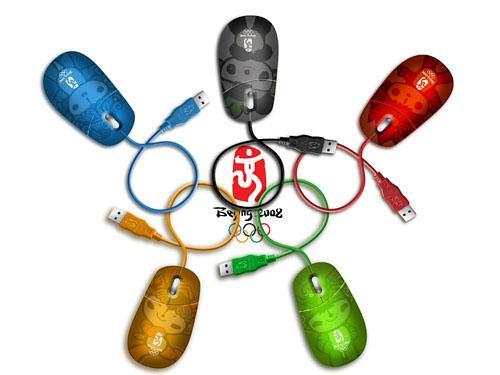 gadgets jeux olympiques