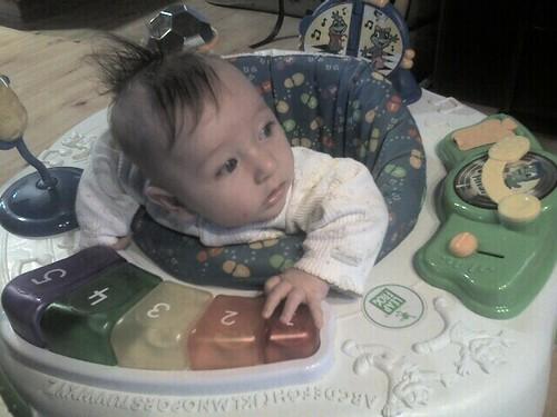 Jude at 3 months