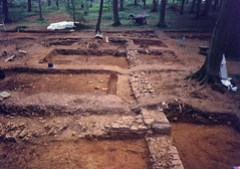 Excavations at a Gallo-Roman Villa