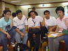 Students from De La Salle - Araneta