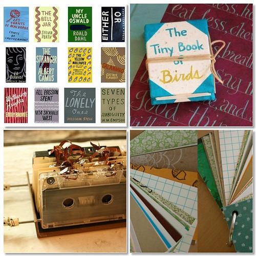 Inspiring Artist Books