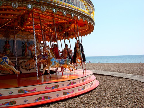 The Seafront Carousel