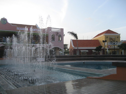 Paseo Herencia Fountain