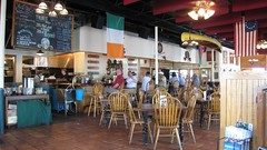 interior at Legend Brewing Company