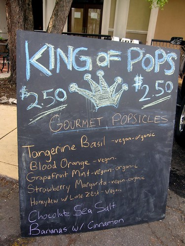 the king of pops - the didn't last long by foodiebuddha.