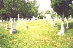 The Greek Circle at the Woodlawn Cemetery