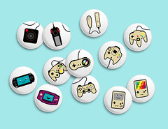 """Games Controllers""  by Axel Pfaender on Flickr"