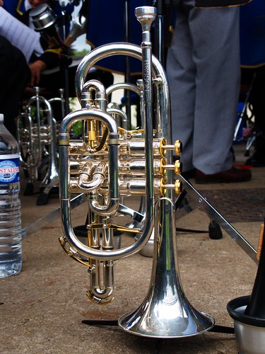 Tiverton Brass Band - Trumpet