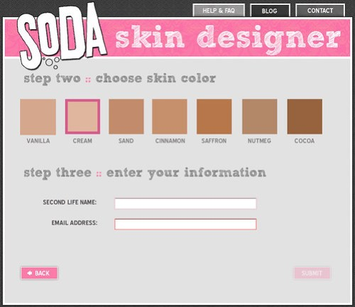 Soda Skins by you.
