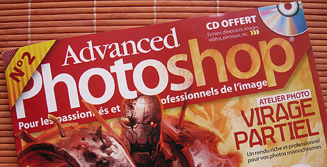 Photoshop Advanced Magazine 2