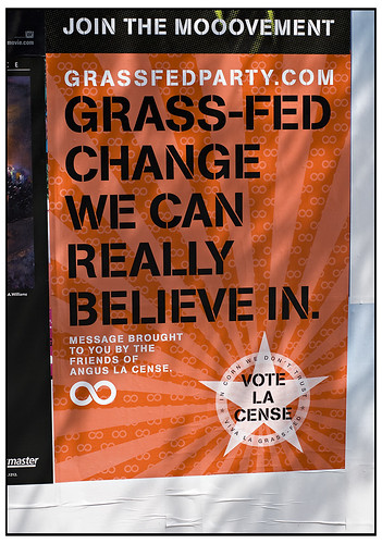 Grass Fed Change