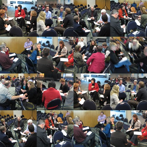 DEANZ 2008 - Workshop Discussions