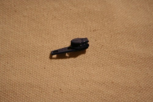Zipper gone bad