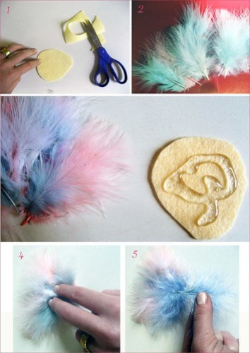 Hair accessory how-to