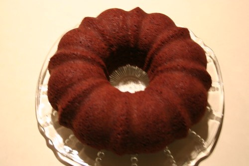 Bundt cake should be called butt cake