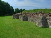 Caerleon Amphitheatre HDR