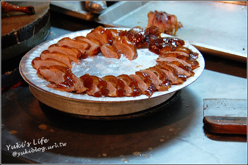 [新莊 食]*頭前莊站●大漢橋旁~香之味脆皮烤鴨 Yukis Life by yukiblog.tw