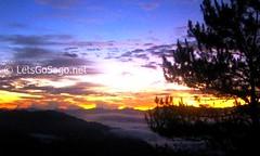 Kiltepan Viewpoint Sunrise