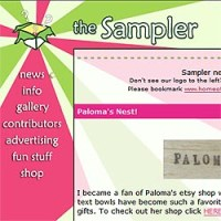 A Sample of The Sampler with Alison Gordon