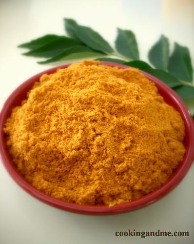 Rasam Powder Recipe - How to Make Rasam Powder at Home