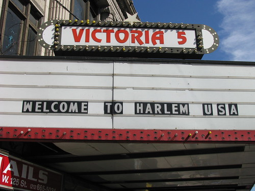 Welcome to Harlem