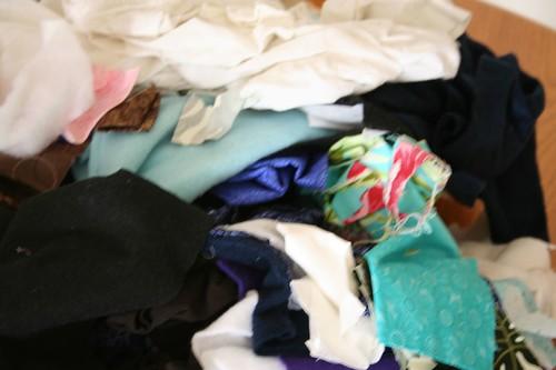 Fabric scrap nightmare