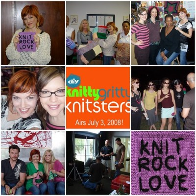 knitty Gritty knitsters