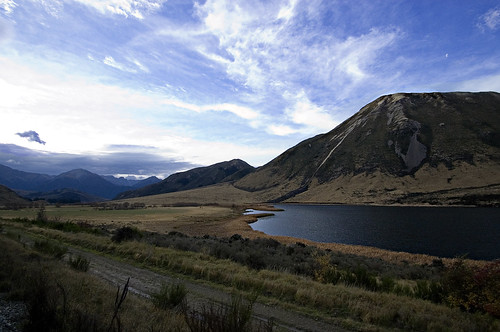 Tranzalpine, Christchurh to Greymouth by Steph Jennings