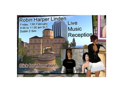 Robin Linden leaving do