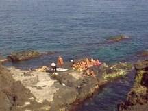 Ognina, Catania, 19 Ottobre. Estate.