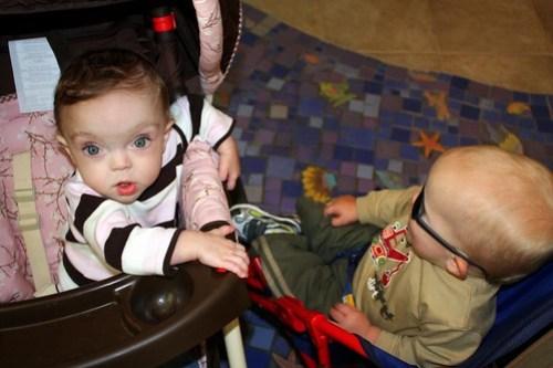 Maddie and Zach