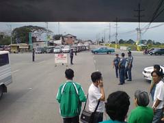 2nd Checkpoint @ Daang Hari