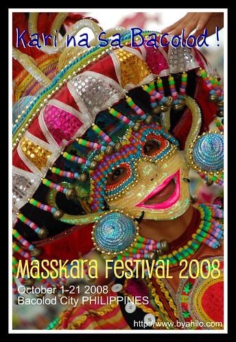 masskara festival 2008
