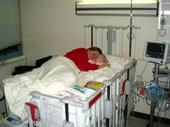 Illicit Crib Snuggling