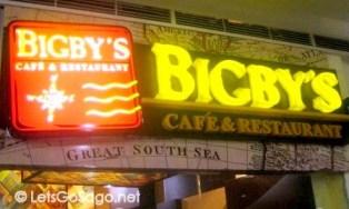 Bigbys Cafe & Restaurant