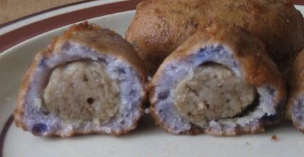 Jimmy Dean Blueberry Pancakes & Sausage Minis 2