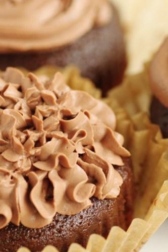 kahlua cupcakes